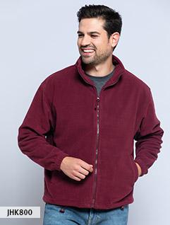 Fleece jakker