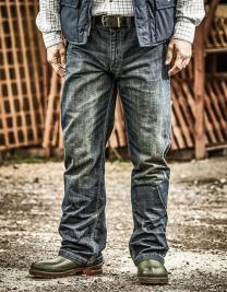 Stonewashed Jeans Boston